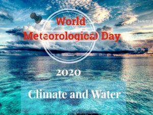 Dia Meteorológico Mundial  – 23 de março