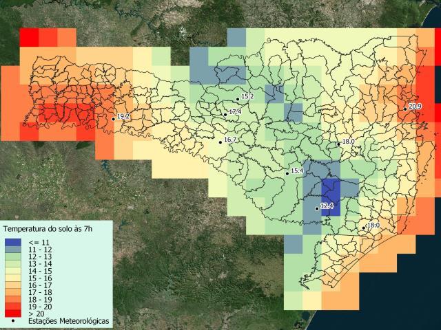 Novo projeto busca avaliar riscos climáticos para a semeadura de pastagens de verão