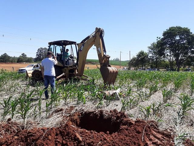 EPAGRI/CIRAM e INMET iniciam trabalhos para realocação da Estação Meteorológica em São Miguel do Oeste