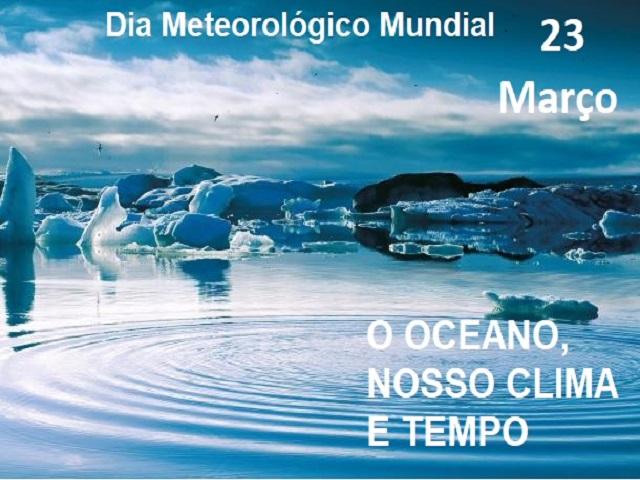 23 de março dia Meteorológico Mundial