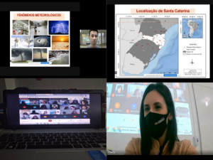 Epagri/Ciram participa de Vídeoaula para colégio de Porto Belo/SC