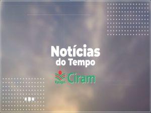 Read more about the article Vídeo – Semana de tempo instável com chuva em SC