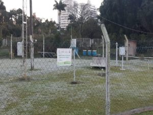 Read more about the article Dia mais frio do ano na capital de SC