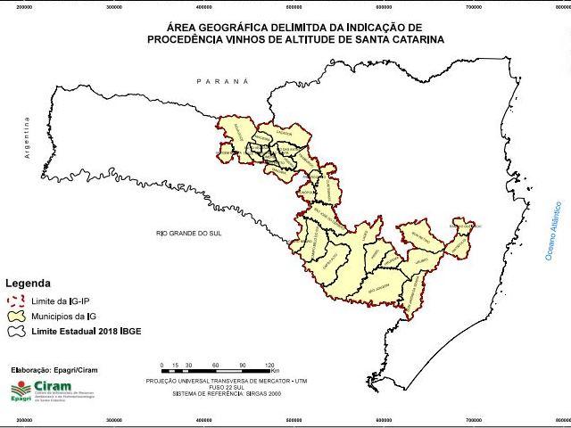 Read more about the article INPI registra as IP dos Vinhos de Altitude de Santa Catarina