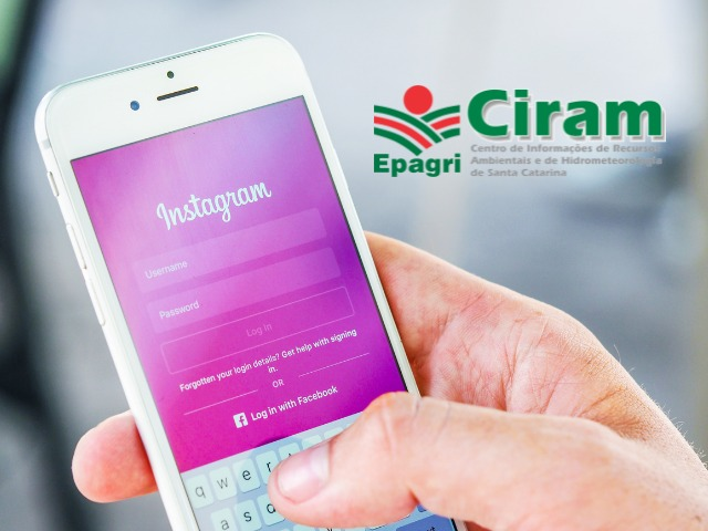 Read more about the article Instagram Epagri/Ciram no ar